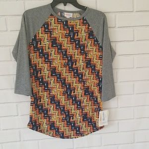 3FOR$20 LULAROE RANDY TOP SIZE S
